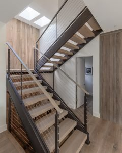 New Construction - Palo Alto Staircase